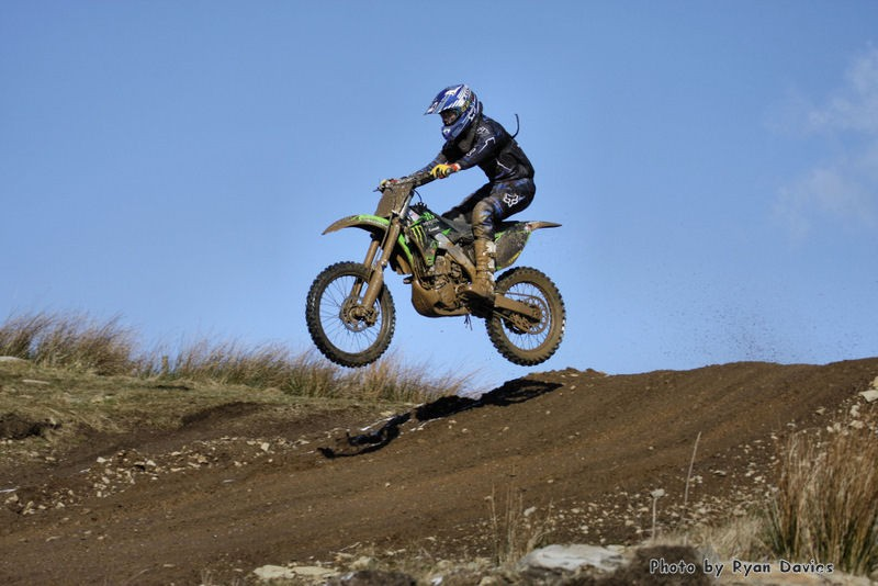 Big Country Adventures Motocross Track South Wales, click to close